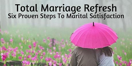 Total Marriage Refresh- San Antonio tickets
