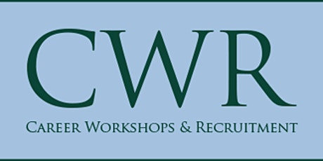 CWR Employability Programme: CV Writing tickets