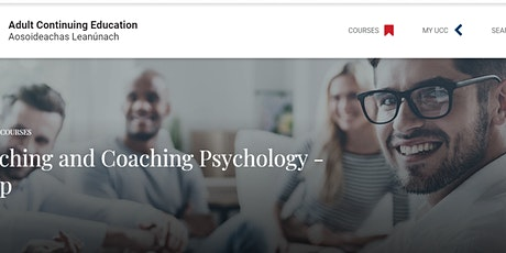 Higher Diploma in Coaching / Coaching Psychology.   Info night tickets