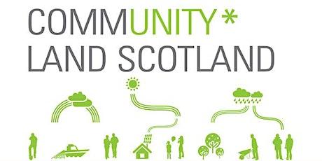 Community Land Scotland 2020 AGM tickets