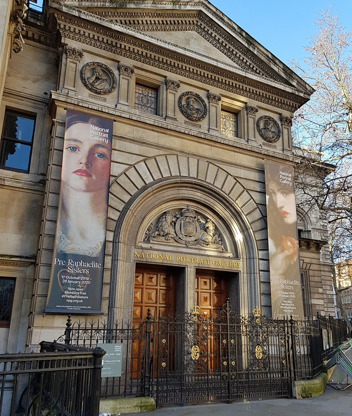 National Portrait Gallery - a London Walks Virtual Tour image