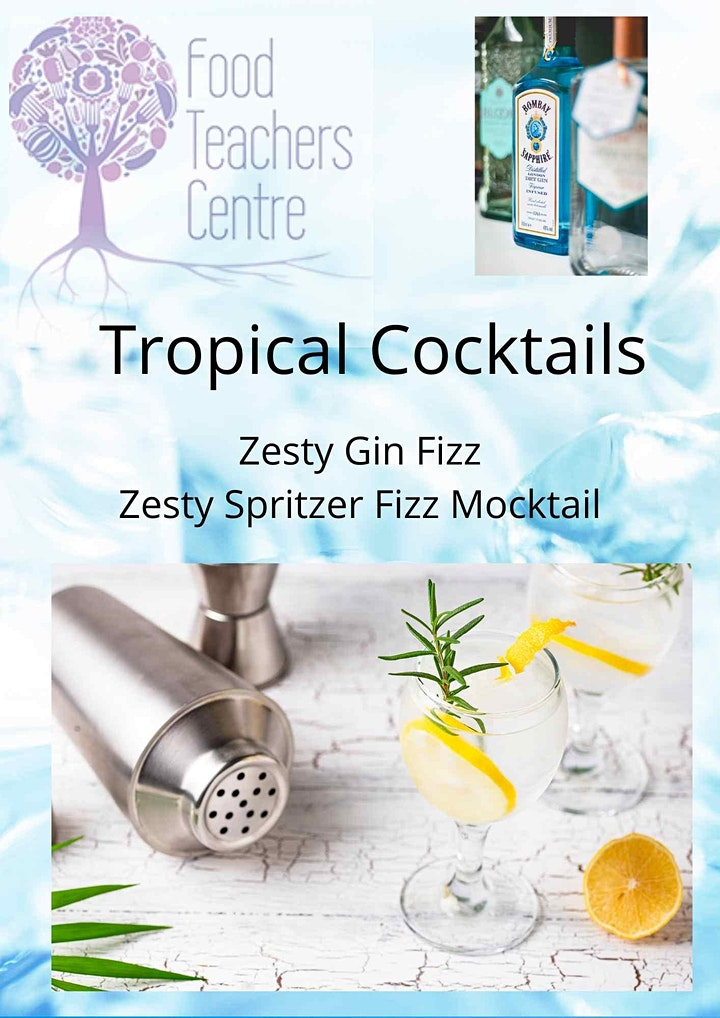 Tropical Cook-a-Long (On Line) image