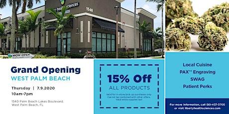 LHS West Palm Beach Grand Opening tickets