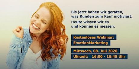 EmotionMarketing - oder: die Wissenschaft von den Kaufentscheidungen. Tickets
