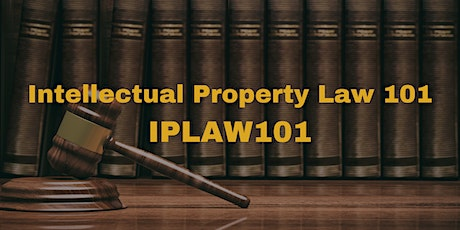 Intellectual Property Law 101 tickets