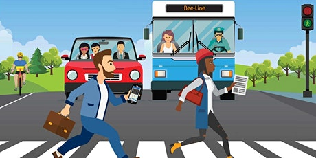 SMART Commute/Bee-Line Bus System and 511NY Rideshare Reopening Webinar tickets