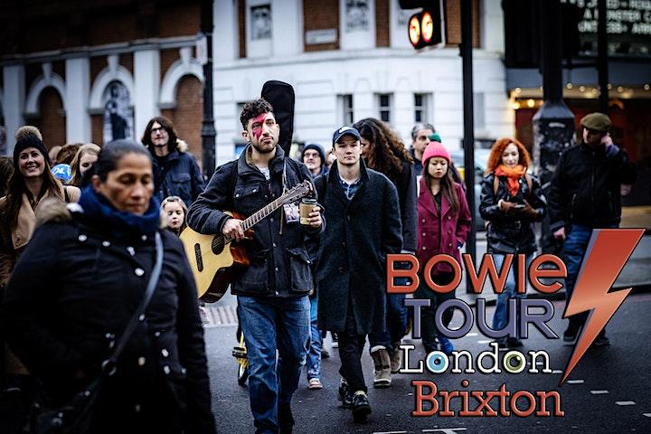 London's Original David Bowie Musical Walking Tour image