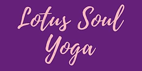 Lotus Soul Yoga + Breakfast tickets