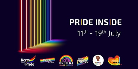 Pride Inside tickets