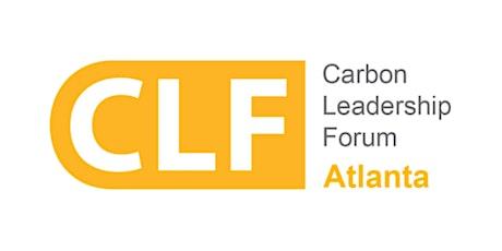 Carbon Leadership Forum Atlanta HUB Inaugural Meeting tickets
