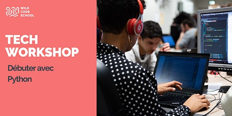 Online Tech Workshop - Débuter avec Python billets