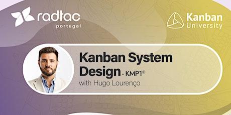 Kanban System Design – KMP1® tickets