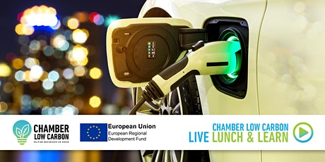 Chamber Low Carbon Live Lunch and Learn - The Electric Vehicle Revolution tickets