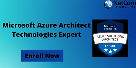 Microsoft Azure Architect Technologies Expert 5-Day Training in New York tickets