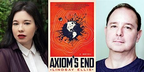 Lindsay Ellis with John Scalzi: Axiom's End tickets
