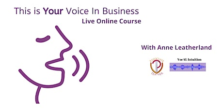 This is Your Voice in Business: July tickets
