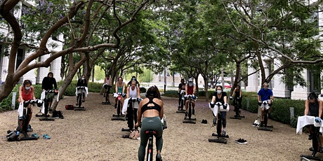 OUTDOOR CYCLE CLASS/ Social Distanced tickets