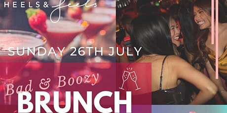 BAD & BOOZY BRUNCH tickets