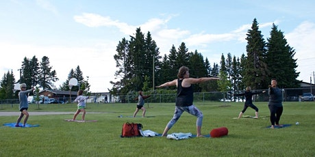 Outdoor Yoga - Benalto Thursdays tickets