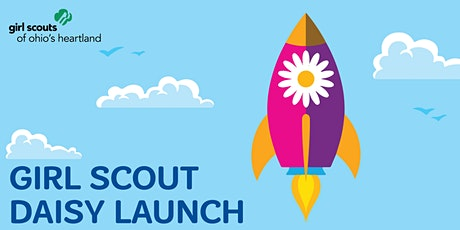 You're Invited to a Girl Scout Daisy Launch for Lucas Elementary tickets
