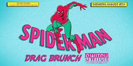 Into The Web: Spider-Man Themed Drag Brunch entradas