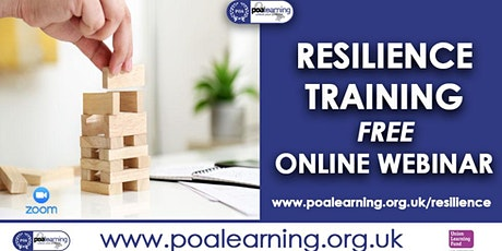 Resilience Training tickets