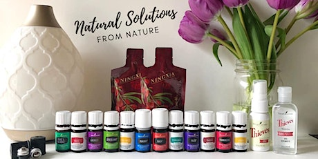 Natural Solutions...from Nature tickets