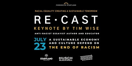 RE·CAST // Race, Innovation and Culture (feat.) Tim Wise tickets