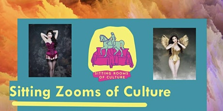 Sitting Zooms of Culture - Lucy Emke tickets