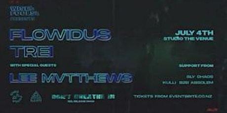 Wise fools presents - flowidus,Trei & Lee Mvtthews tickets