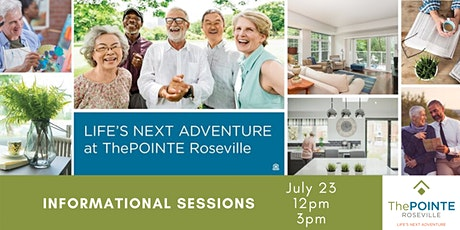 ThePOINTE Roseville Info Session tickets