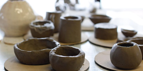 Introduction to Sculptural Ceramics  (Sat & Sun, 6th - 7th Mar 2021) tickets