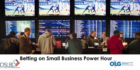 Betting on Small Business Power Hour tickets