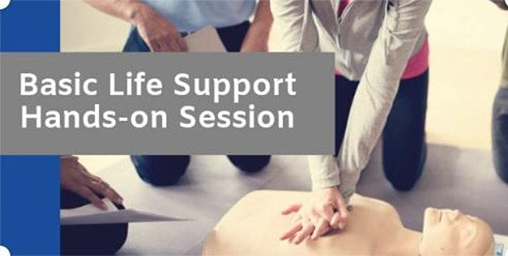 Basic Life Support Hands-On Session - Thursday, October 14 image
