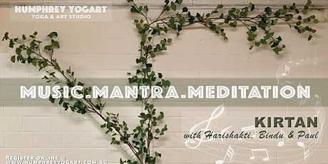 Date Night - Kirtan: Music, Mantra, Meditation tickets
