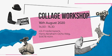 Analogue Collage Workshop Tickets