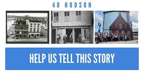 48 Hudson - 20 Minute Free Tour tickets