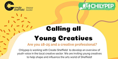Sheffield Young Creatives Taster Session tickets