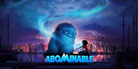 Abominable - Drive In Movie @ Foschini Park tickets