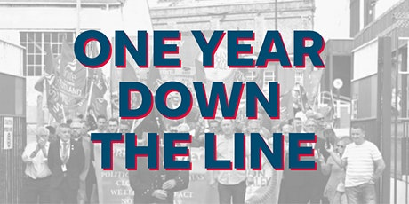 One Year Down the Line: A Rally to return jobs to the Caley tickets