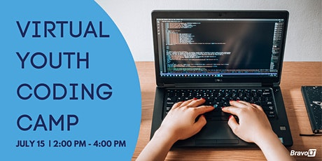 Virtual Youth Coding Camp tickets