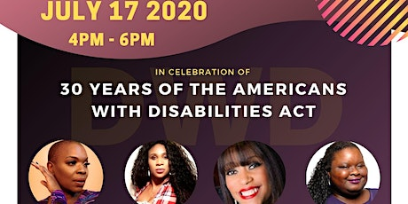 Divas With Disabilities: Black Lives in Real Time tickets