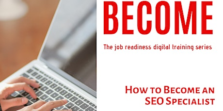 How To Become an SEO Specialist tickets