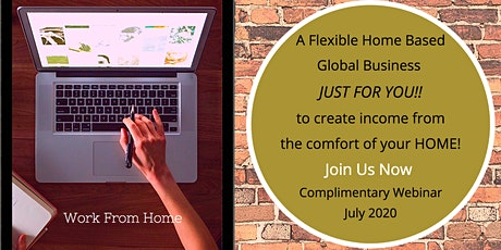 Grow Your Wealth From Home ( Complimentary Webinar ) tickets