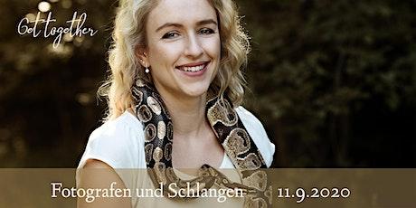"""Get together """"Fotografen und Schlangen"""" Tickets"""
