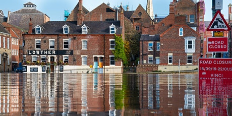 Climate Change Preparation: Flooding and Extreme Heat. Case Study. tickets