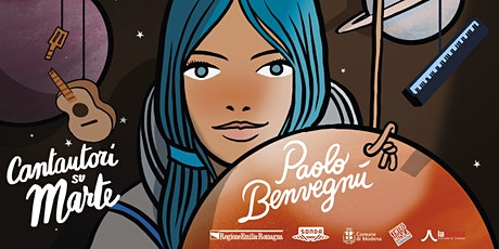 Paolo Benvegnù | Cantautori su Marte biglietti