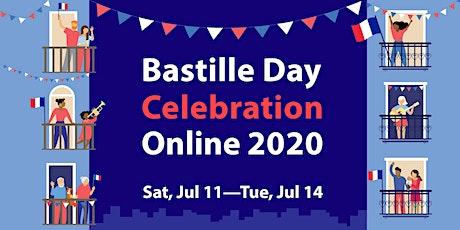 FIAF's Bastille Day Celebration: A Four-Day Virtual Fête! tickets