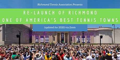 Re-Launch of Richmond – One of America Best Tennis Towns tickets