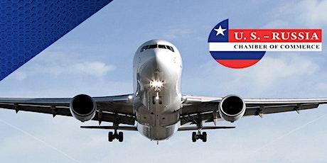Digital Technology Advancements in the Aerospace Industry Webinar tickets